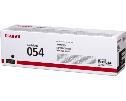 Покупка картриджа Canon 054 Bk