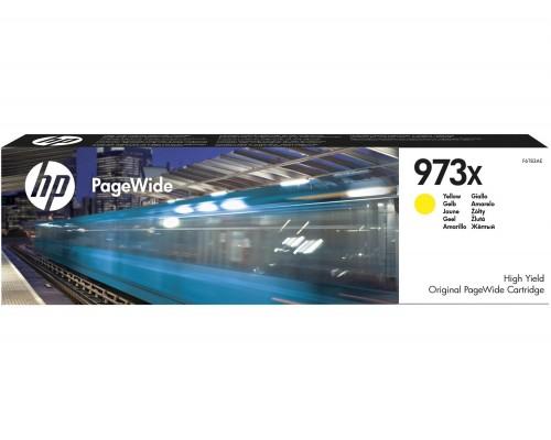 Покупка картриджа №973XL F6T83AE (Картридж желтый)